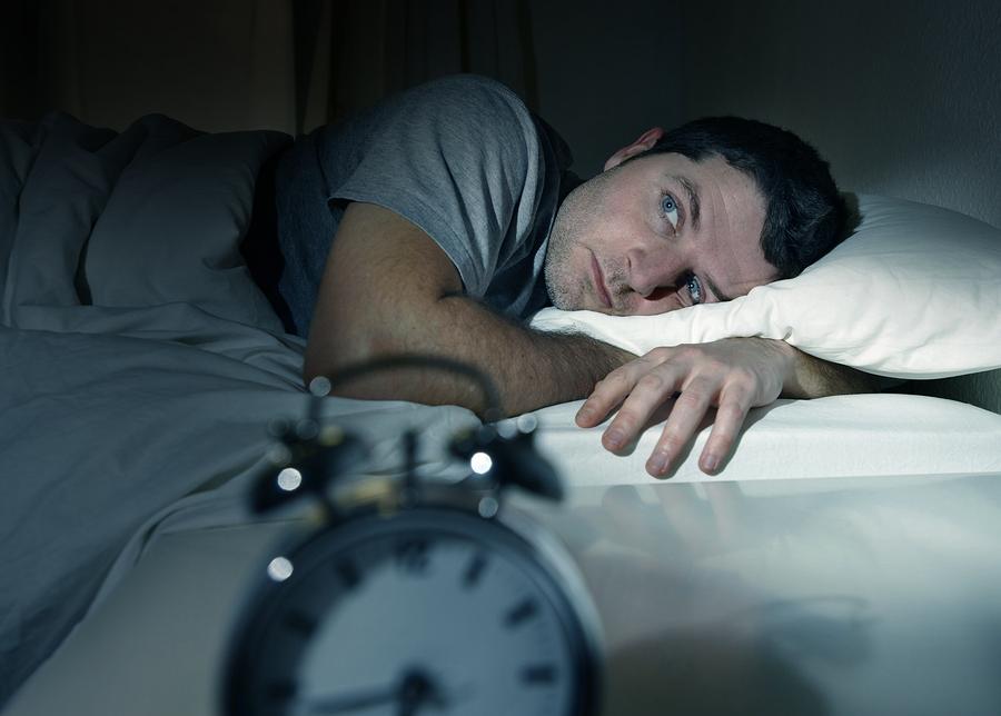 Chronic insomnia and sleep disorders