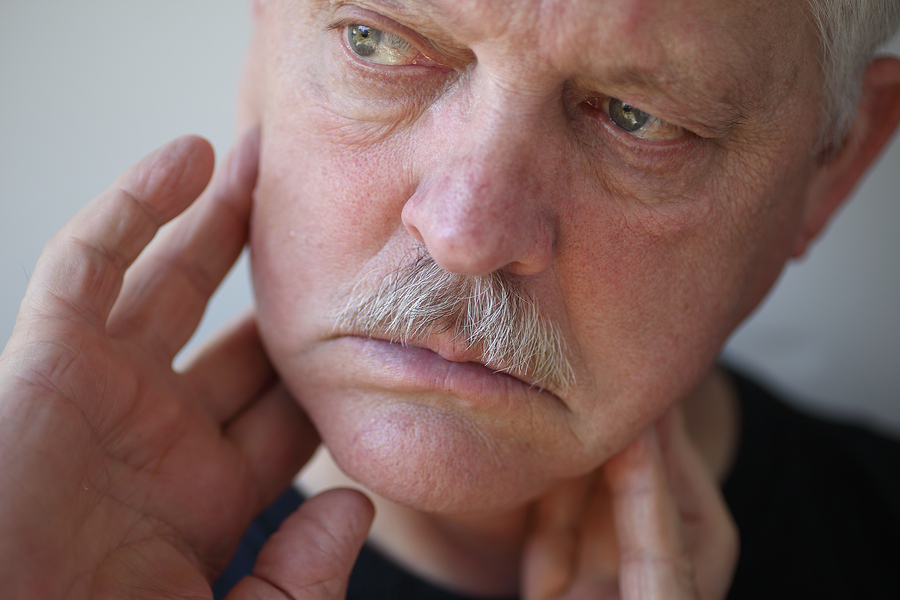Jaw and facial pain