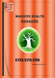 Marquee Health Magazine - December 2020 Edition