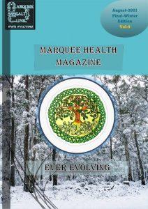 Marquee Health Magazine - August 2021 Edition